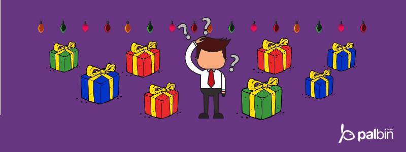 como elegir un regalo