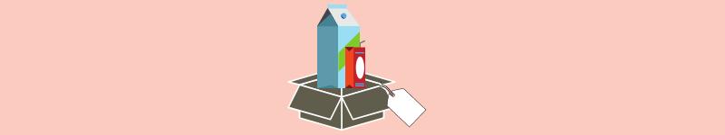 Tarjetas de fidelización y packaging