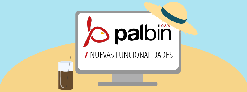 Las 7 nuevas funcionalidades de Palbin para este verano