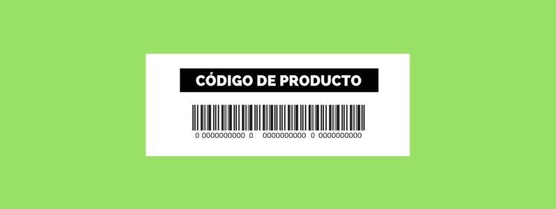 Los códigos de producto son obligatorios para Google Shopping