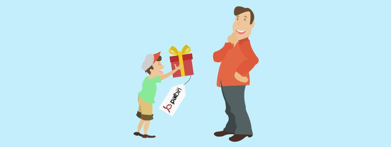 Crea tu campaña para el Día del Padre