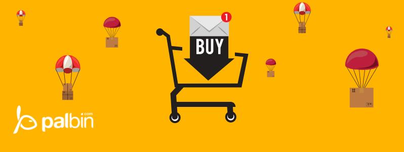 Notificación de envío gratis a partir de un importe en el carrito de compra