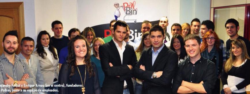 Palbin.com destacado en la Revista Inversión & Finanzas como un servicio de ayuda a PYMES y autónomos