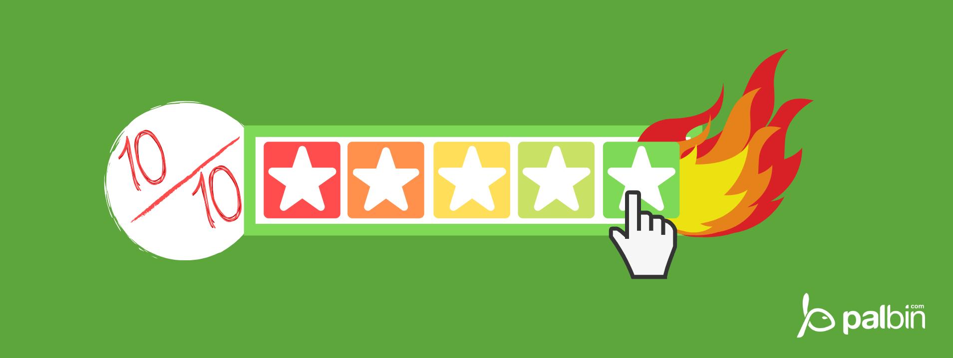 Las opiniones de clientes nos convierte en la mejor plataforma de tiendas online
