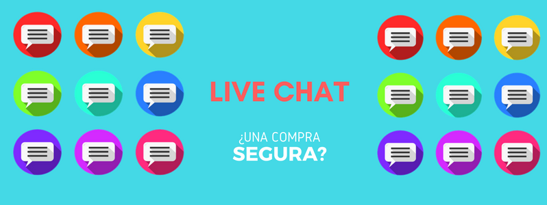El chat en vivo es el amigo perfecto de una tienda online