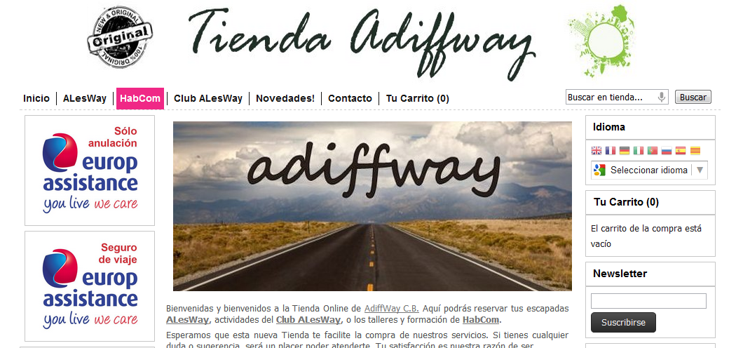 Tienda Adiffway