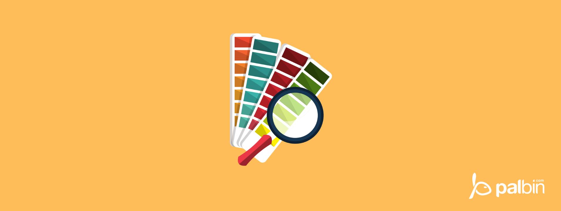 Cómo crear una combinación de colores para páginas web profesionales