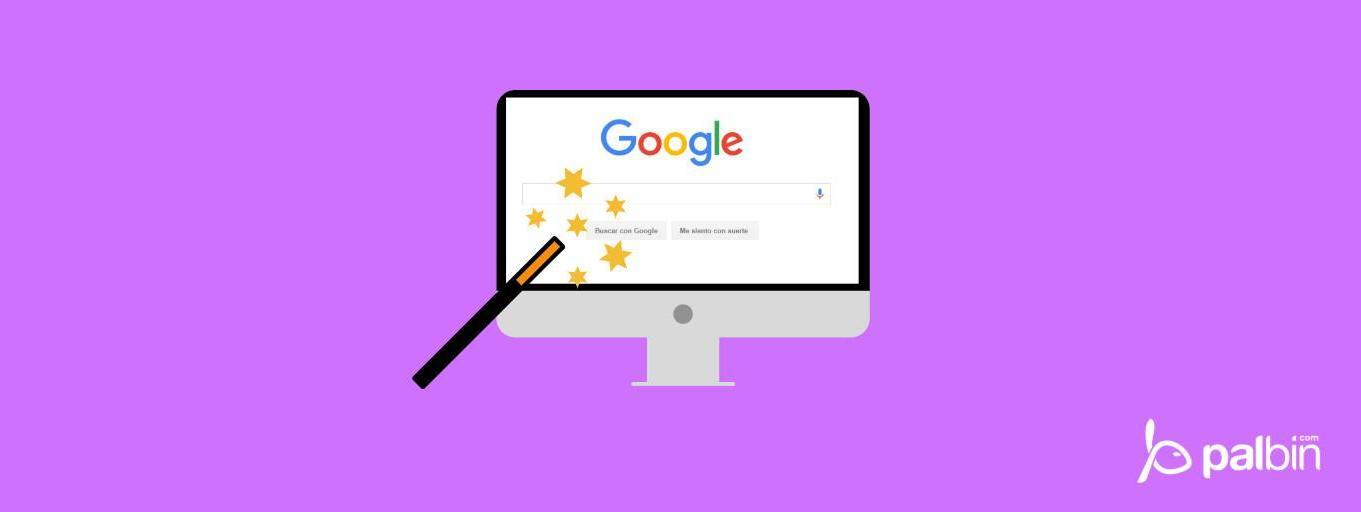 Trucos para buscar en Google como un profesional