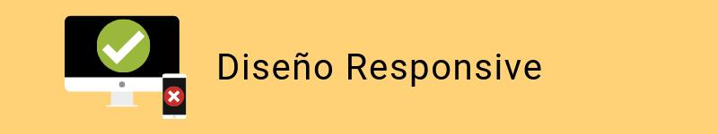 Como mejorar una página web con un diseño responsive