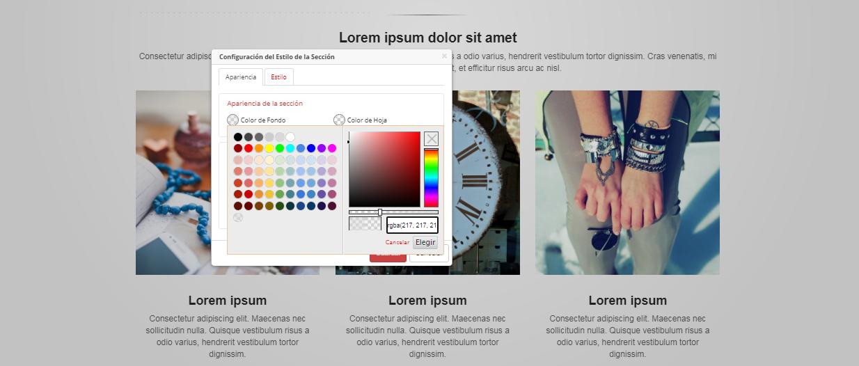 crear portada online
