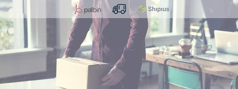 Shipius y Palbin.com ofrecen un servicio de logística para ecommerce más económico y automatizado