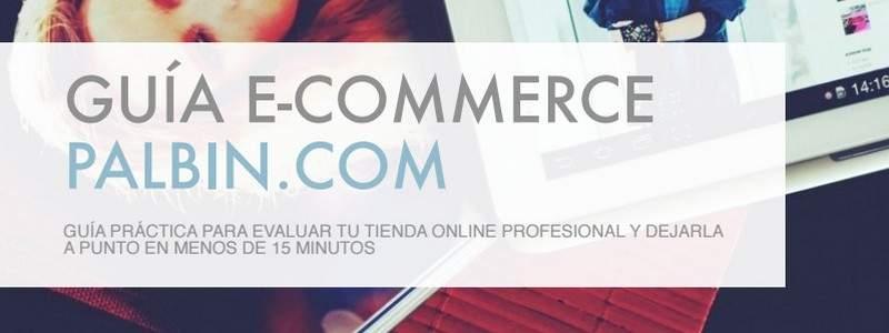 Guía práctica de comercio electrónico descargable 2016
