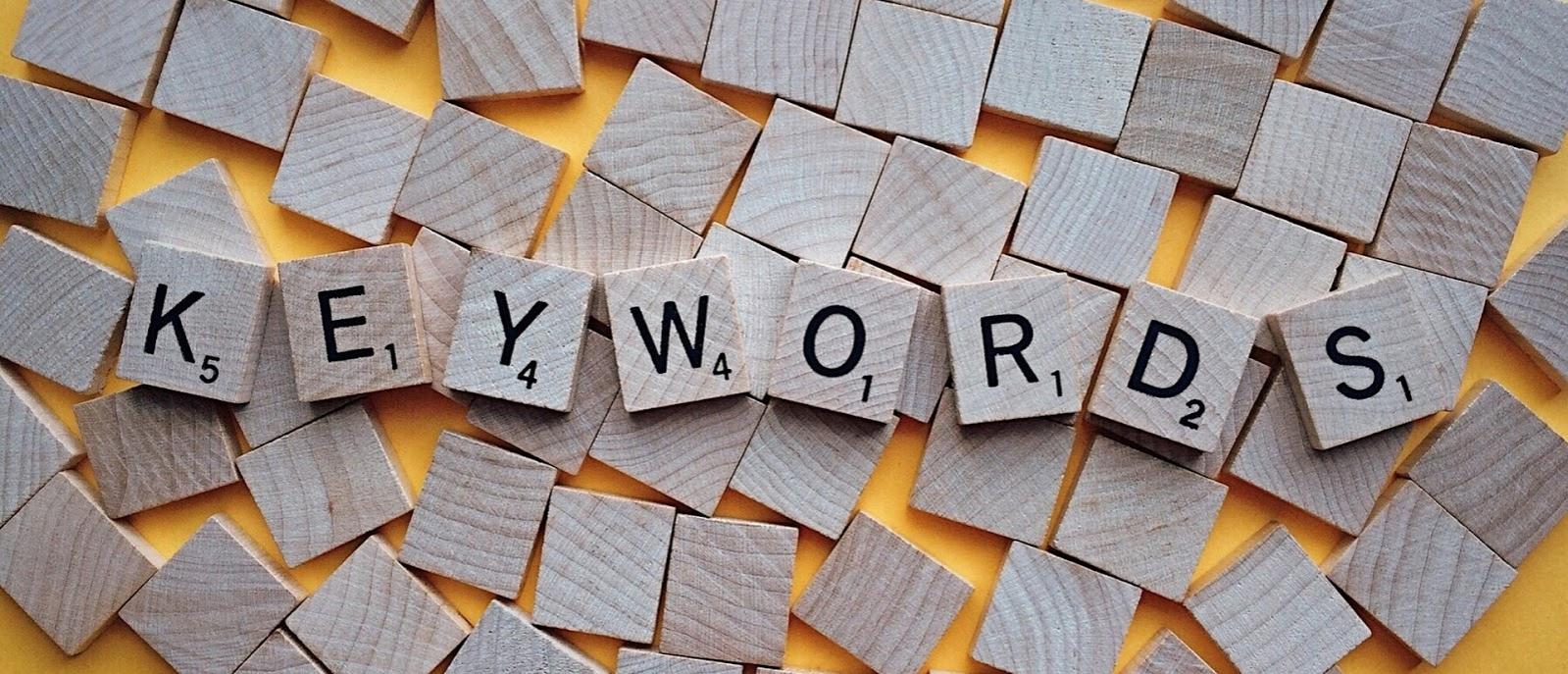 investigar keywords