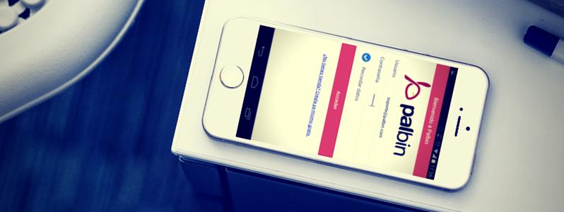 Palbin lanza la App para gestionar tiendas online en iPhone y Android