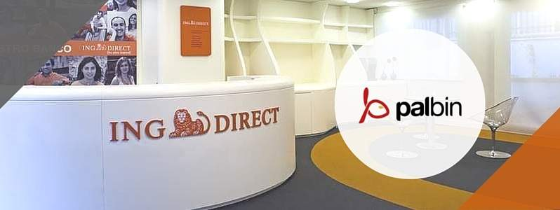 ING selecciona a Palbin.com para que sus clientes creen su propia tienda online