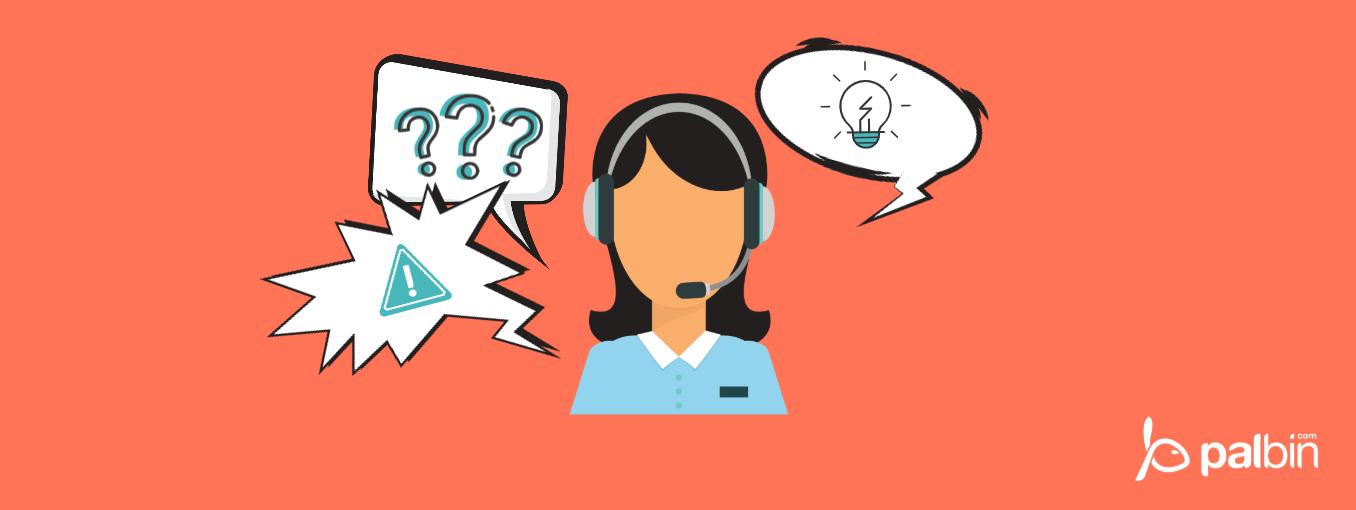 Top 10 preguntas más frecuentes de clientes al equipo de soporte de Palbin