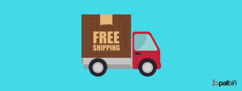 Psicología de costes de envío gratis