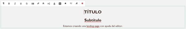 como hacer una landing page perfecta
