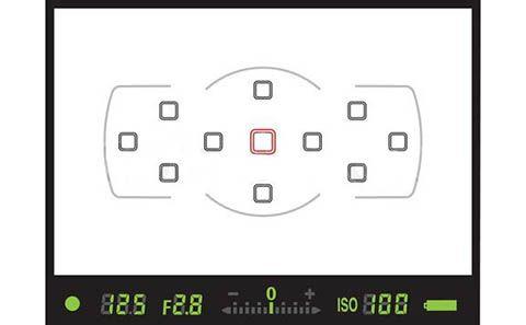 Visor cámara reflex