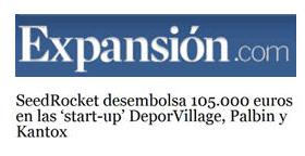 SeedRocket desembolsa 105.000 euros en la start-up Palbin