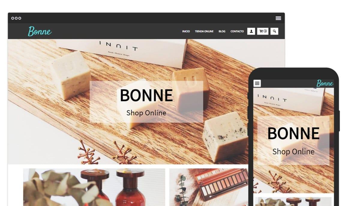 Ejemplo crear tienda online de farmacia
